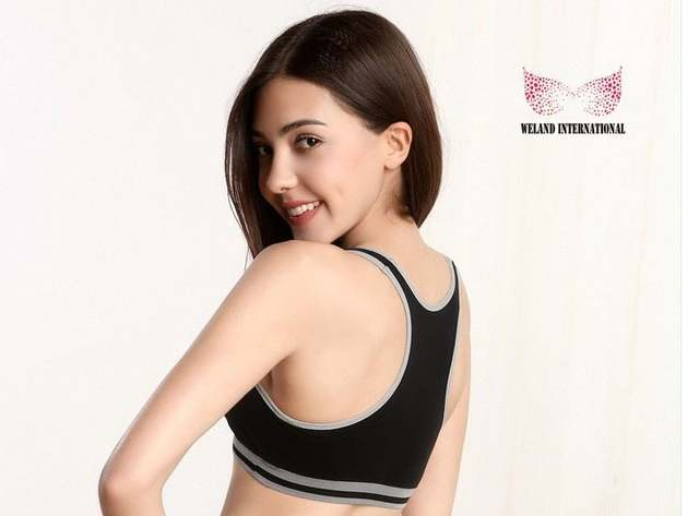 7f0bd54fbd Heavy discount latest design Free shipping Sexy Seamless sporters padded  Push Up Bra M 77