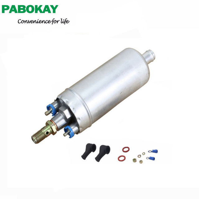 Groovy New Electric Inline Fuel Pump Fuelpump Fits For Alpha Volvo Porshe Wiring Digital Resources Zidurslowmaporg