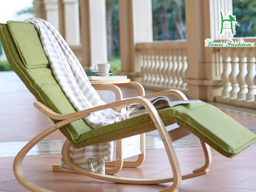 contracted rocking chair lazy leisure balcony adult cloth. Black Bedroom Furniture Sets. Home Design Ideas
