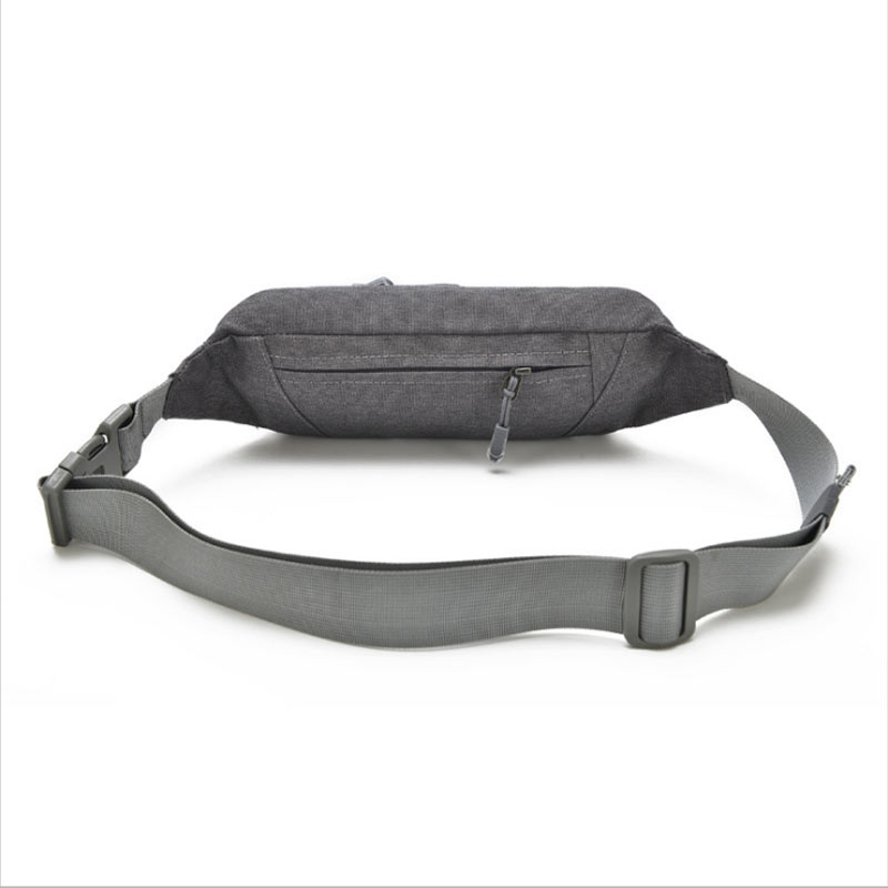Famous Brand Multifunctional Canva Waist Pack For Men And Women Hiking Outdoor Travel Sport Belt Bag Money Pouch Free Shipping Relojes Y Joyas