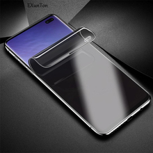 OriWood For Samsung Galaxy S10 S10 Plus S10E Hydrogel Film Soft Anti-spy Protector For Samsung S10Plus S10e 3D Screen Protector