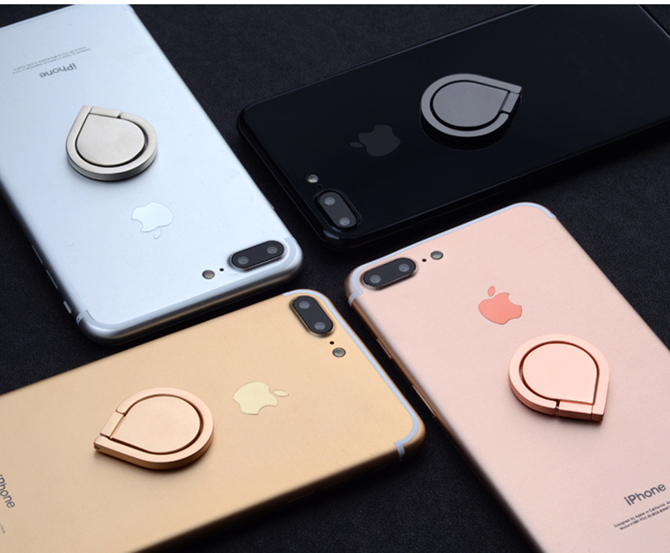 Universal water drops Finger Ring holder Mobile Phone Smartphone Stand Holder for TP-Link Neffos X1 Lite C5 Max C5L Y5 Y50 Y5L
