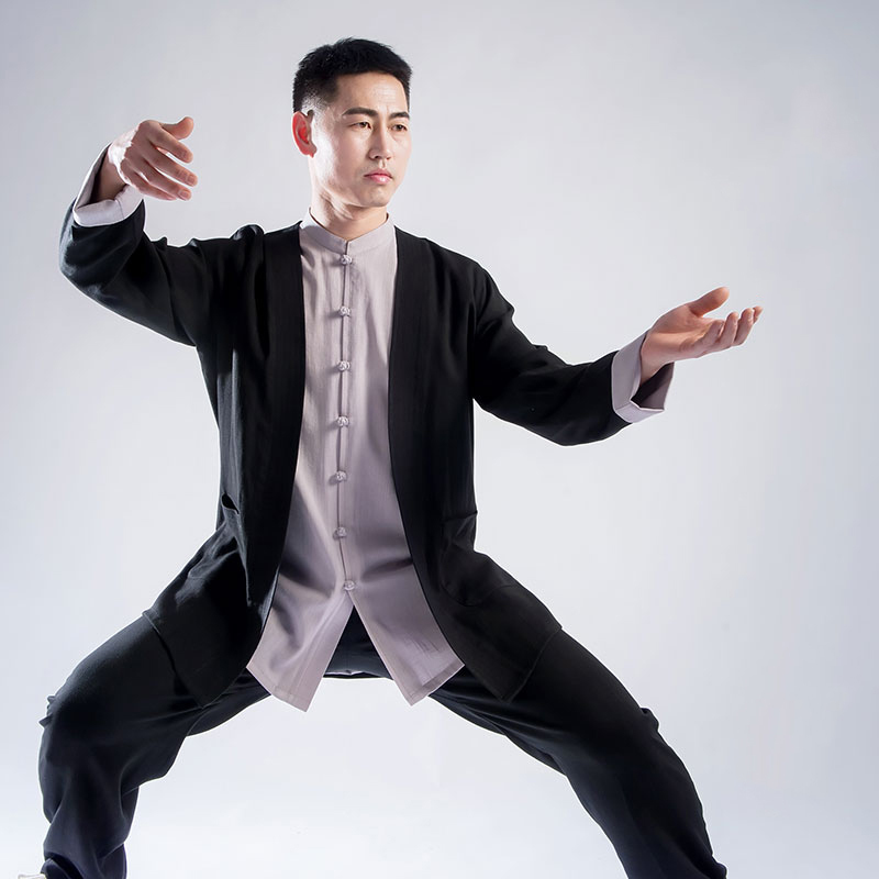 Spring Autumn Winter Tai Clothes  Martial Art Performance Uniform  New Tai Chi Boxing Clothing