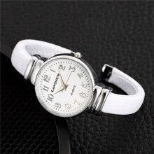 Women Watches 2021 Small Dial Wristwatch Quartz Bracelet Watches Ultra Slim Leather Watchband Dress Watch reloj mujer