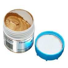 Thermal Conductive Grease Heatsink Compound 20g Golden Thermal Paste Silicone 20