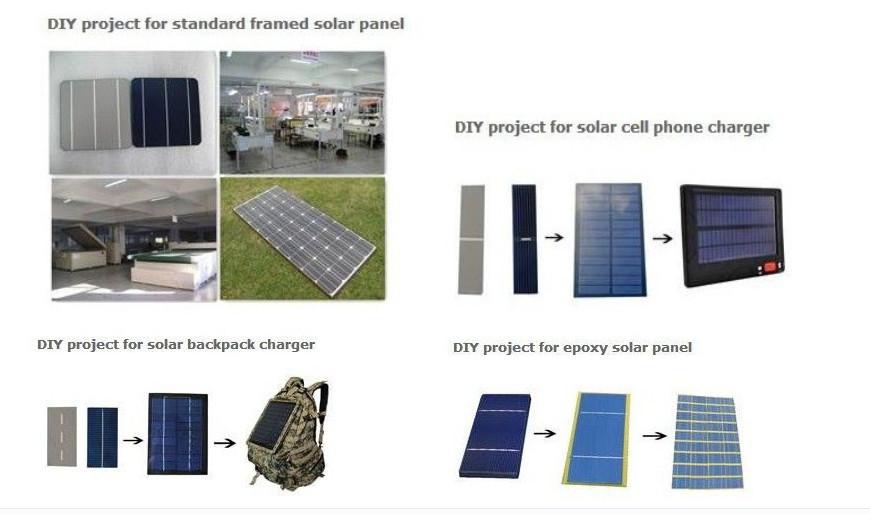 solar cell 125mm