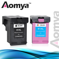 2PC For HP 61 61XL Ink Cartridge For HP Deskjet 1000 1050 1055 2000 2050 2512