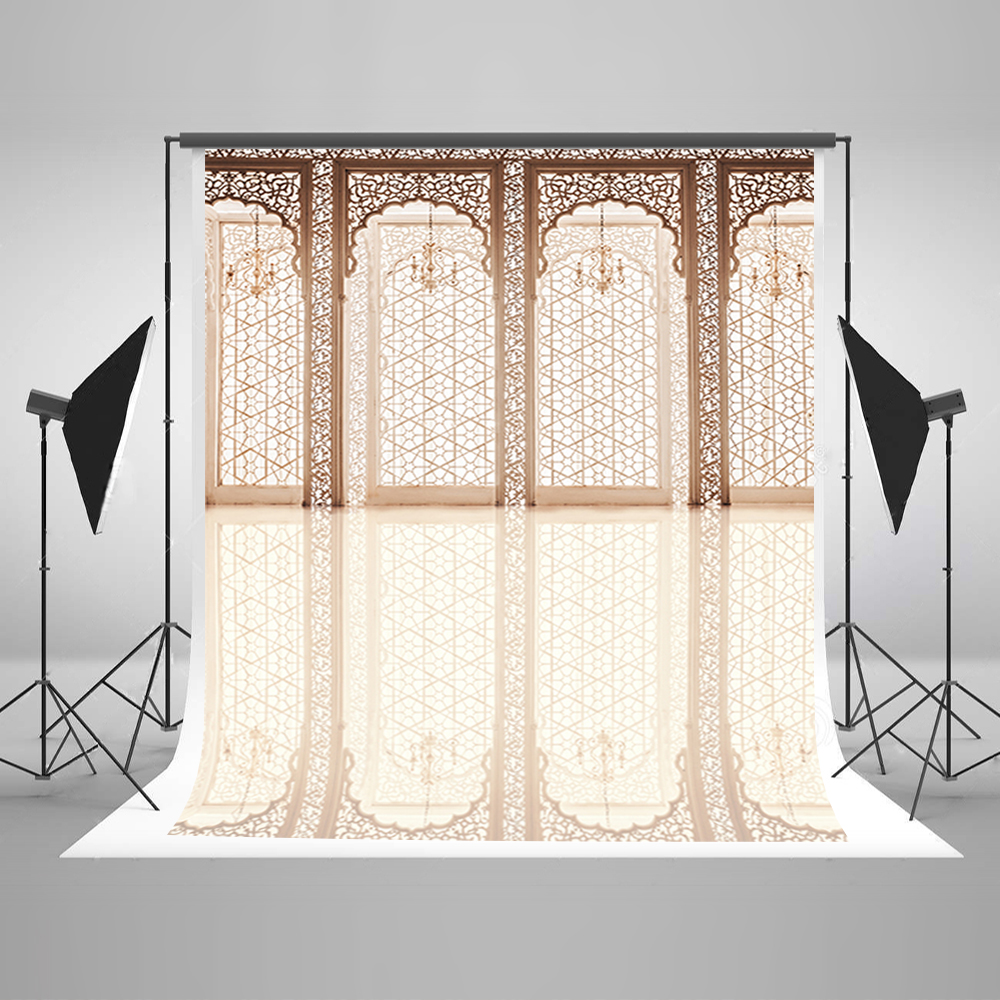 Wedding Photography Background Screen Chandelier Photo Backdrop Vinyl White Tiled Ground Backgrounds for Photo Studio ashanks photography backdrops white screen 3 6m photo wedding background for studio 10ft 19ft backdrop for camera fotografica
