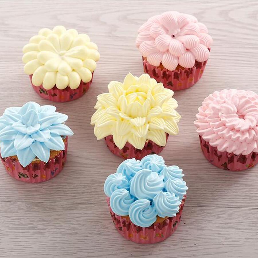 Aliexpress Com Buy Pieces Diy Cake Pastry Decorating Set