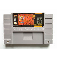 Super Nintendo SFC SNES Game The Legend Of Zelda A Link To The Past Video Game