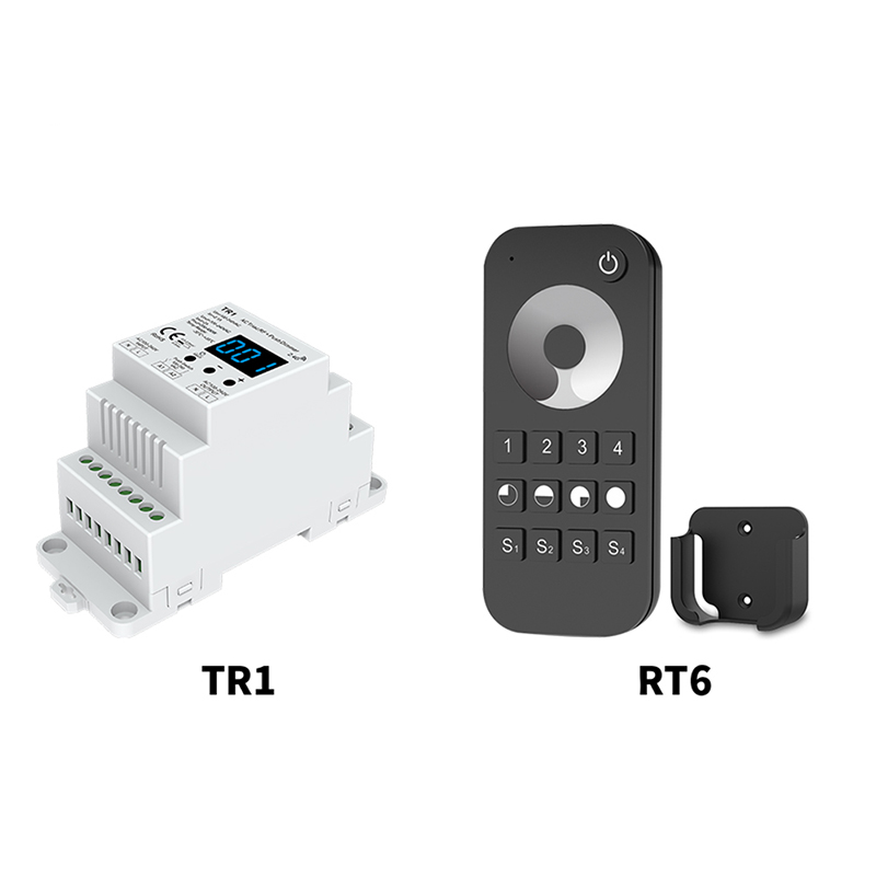 RT6 and TR1