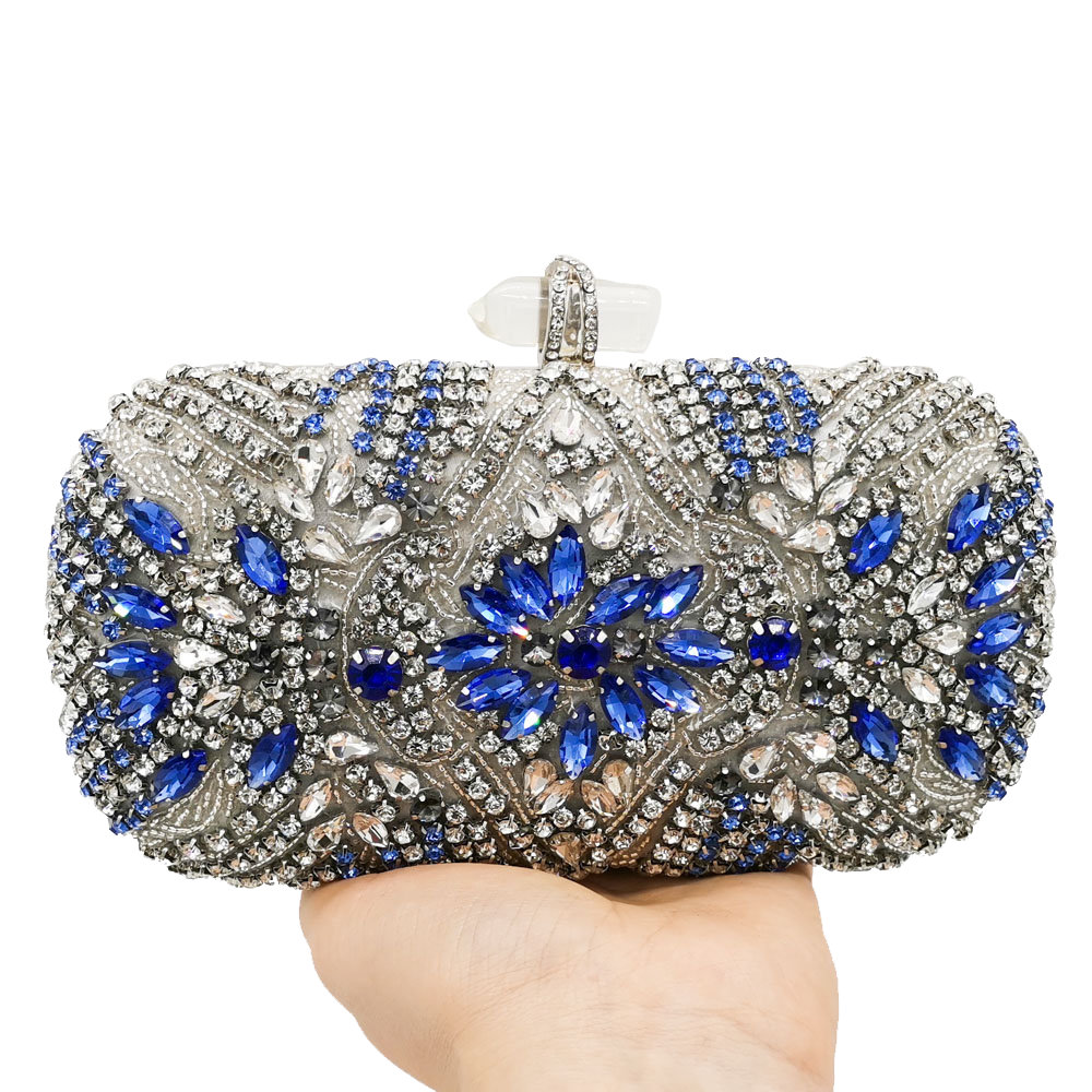 Silver Women Evening Bag (5)