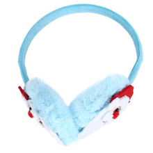 VOT7 vestitiy 19*15cm Christmas Plush Earmuffs Keep Warm Earmuffs 2016 Christmas gift Aug 24