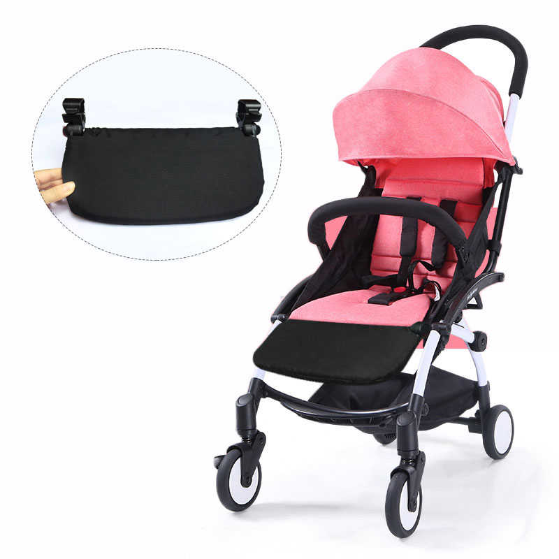Stroller Accessories for Babyzen Yoyo Baby Time Yoya Footrest Baby Throne Infant Carriages 16Cm Feet Extension Pram Footboard