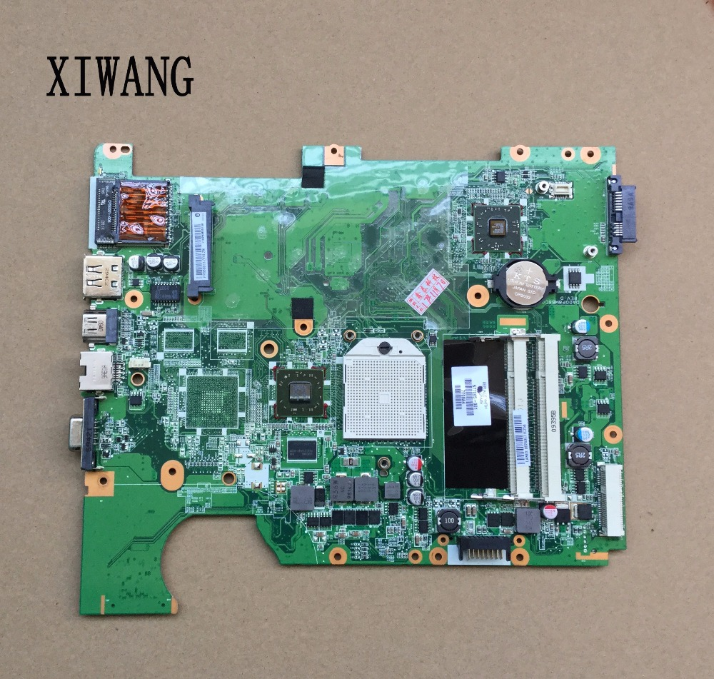 Free shipping for hp Compaq CQ61 G61 laptop motherboard p/n:577065-001 DDR2 100%test free shipping 5pcs lot 25df161 sop8 offen use laptop p 100