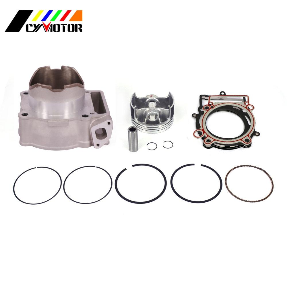 OTOM 300CC moteur bloc-cylindre bloc Piston anneau joint rondelle refroidisseur moteur pour Bosuer KAYO Xmotor Apollo 250CC