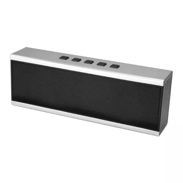 New metal steel square cube Bluetooth speakers