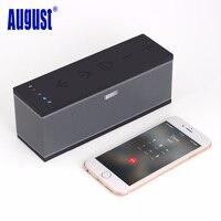 Augustus WS300 Draadloze WIFI Speaker voor Multiroom Draagbare Bluetooth Speakers voor Streaming Muziek Airplay/Spotify/Getijden 15 W