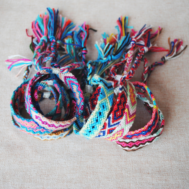 Friendship boho bracelet 5