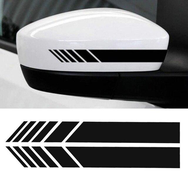 2 uds estilo de coche vinilo adhesivo para automóvil para DACIA SANDERO STEPWAY Dokker Logan Duster Lodgy