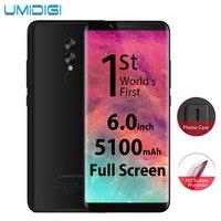 Presale S2 Full Screen 6GB RAM 64 ROM Mobile Phone MTK P25 Octa Core 5 5