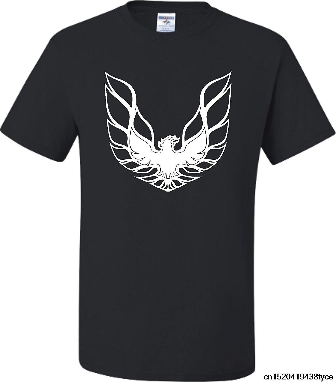Gildan logotipo pontiac firebird trans gta am retro t shirt do homem camiseta