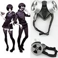 Tokyo Ghoul Kaneki Ken Cosplay Mask Original Anime Cosplay Anti-poison Respirator Halloween Masquerade Mask 61702