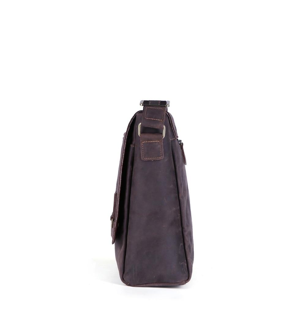 Мужские сумки для ноутбука, большая вместительность, многофункциональная, пригодная для 15,6 дюймового ноутбука, переносная водостойкая дел... - 5