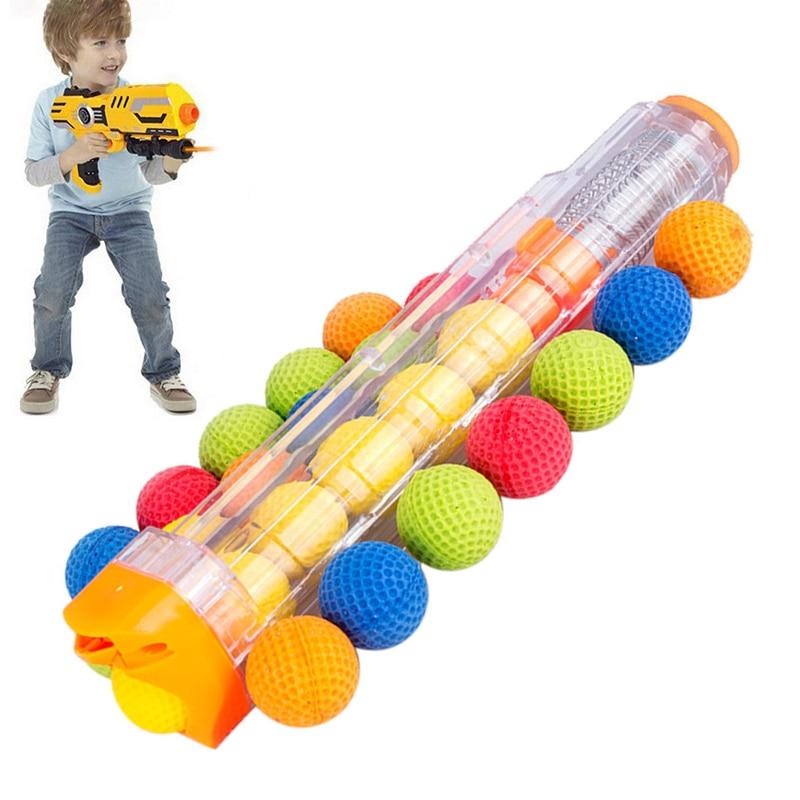 Strict 7 Gunshot Cartridge Bullet Clip For Nerf Rival Apollo Xv-700/xviii-700 Toys Gun Accessories Outdoor Fun & Sports