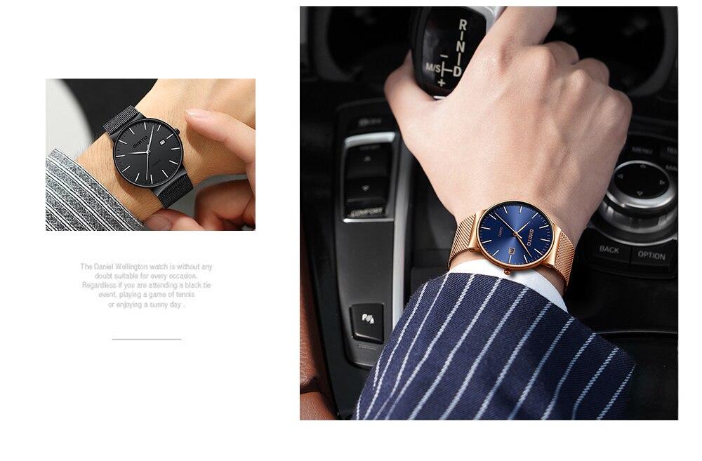 HTB1cIdMpVooBKNjSZPhq6A2CXXaC Reloj hombre Mens Watches Top Brand Luxury Gold Watch Men Sport Waterproof Quartz Wristwatch Ultra Thin Clock relogio masculino