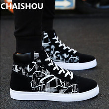 CHAISHOU 2019 new shoes man spring Comfortable Quality High