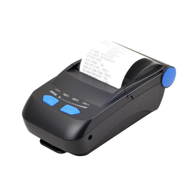 58mm Bluetooth Printer Thermal receipt P300 Wireless mobile phone Portable mini