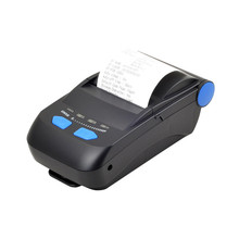 58mm Bluetooth Printer Thermal receipt Printer P300 Wireless mobile phone Bluetooth Portable mini Thermal Printer hoin hop e300 mini thermal printer receipt machine usb bluetooth connection