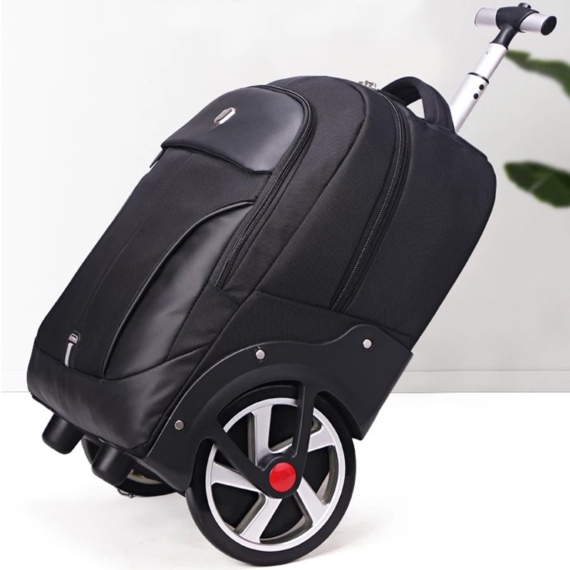 2018 New 18 20 inch Business trip fashion trolley Big wheel suitcases and travel bags valise
