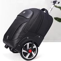 Neue 18 20 zoll Business reise mode trolley Große rad koffer und reisetaschen koffer kabine mala koffer roll gepäck