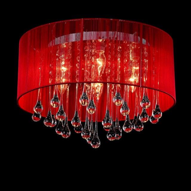 Gaze Kristall Deckenleuchten Mode Wohnzimmer Schlafzimmer Luxus