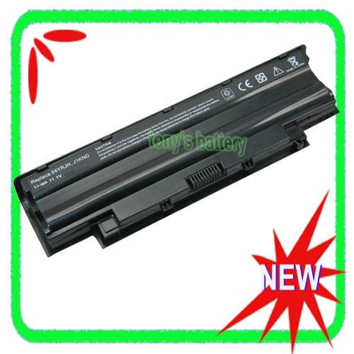 6Cells Laptop battery for Dell Inspiron 14R N4010 N4010D 13R N3010D N3110 N7010 N5010 N3010 J1KND 04YRJH