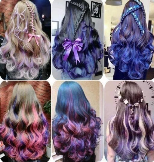 120g Unisex Χρώμα μαλλιών Wax Λάσπη Μαλλιά - Περιποίηση και στυλ μαλλιών - Φωτογραφία 2