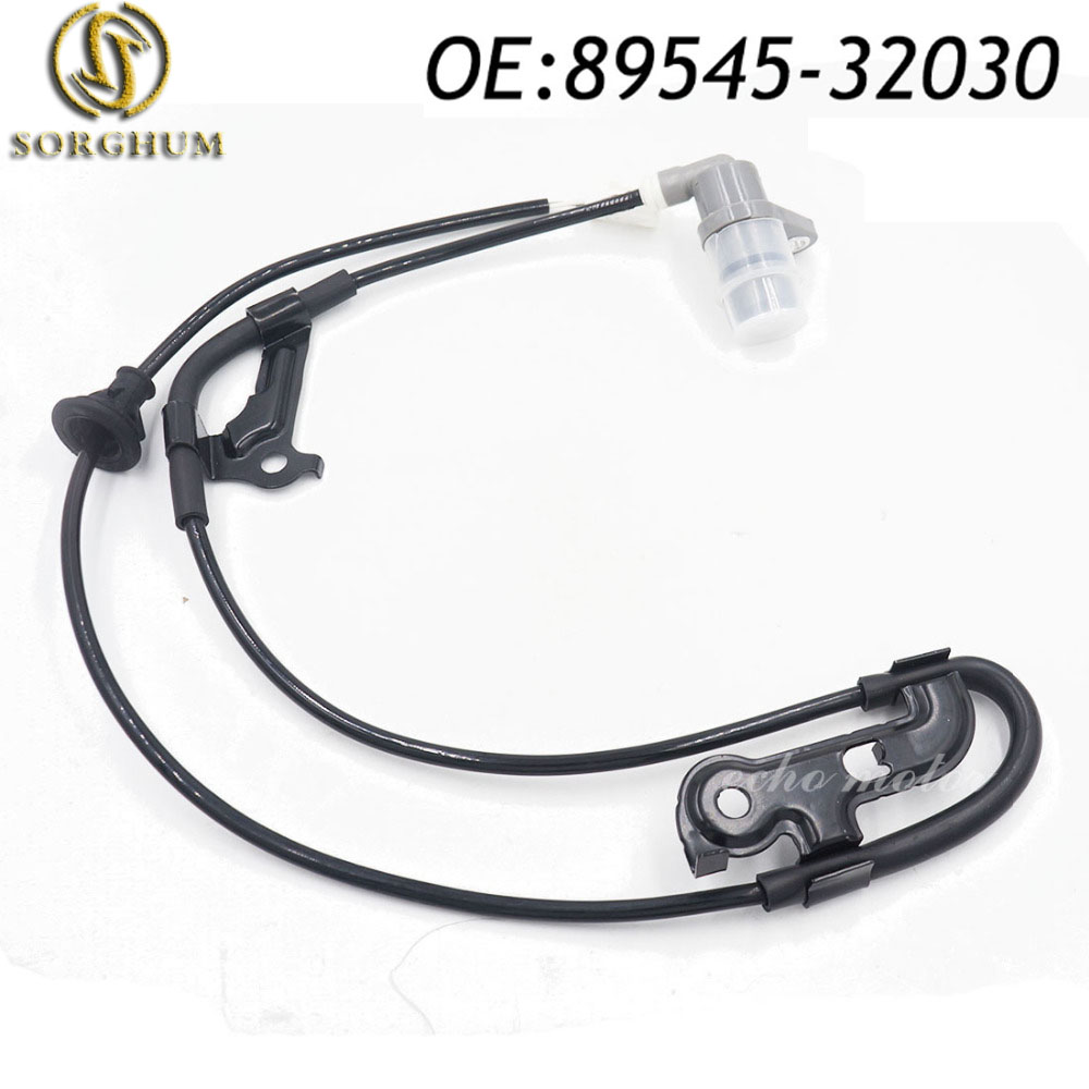 Pair Front Right+Left Side ABS Wheel Speed Sensor For Honda Civic 2006-2012 HS1