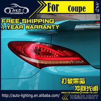 AKD Car Styling Tail Lamp For Hyundai Genesis Coupe Tail Lights LED Tail Light LED Signal