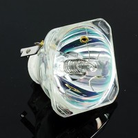 Free Shipping Replacement bare Lamp Bulb for BenQ 5J.J1S01.001 MP610 MP610 B5A Projector