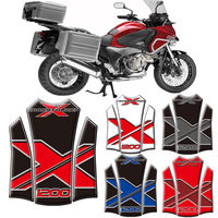 New Motorcycle 3D Fuel Tank Protective Stickers Decals For Honda VFR1200 X Crosstourer 2012 2013 2014