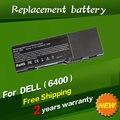JIGU Аккумулятор для Ноутбука Dell Inspiron 1501 6400 E1505 Latitude 131L Vostro 1000 312-0461 451-10338 GD761 RD859 UD267