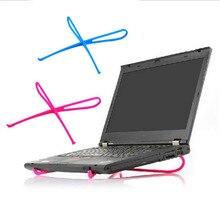Cooler охлаждения стойки простой стенд ноутбук пластиковые оптовая инструмент держатель портативный