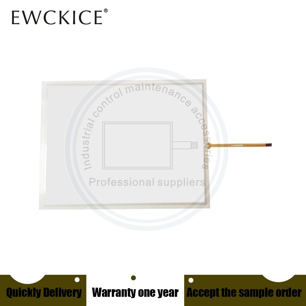 NEW N010-0554-T805A HMI PLC touch screen panel membrane touchscreen