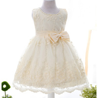 Lace Flower Girls Wedding Dress Graceful Baby Girls Dresses For Pageant Occasion Kids Girl Birthday Dress