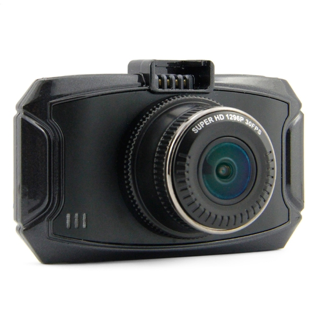 G90A 1296P Super HD 2.7 inch 5MP 170 Degree Wide Angle Car DVR Dash Cam Recorder G-Sensor / Motion Detection / Cycle Recording