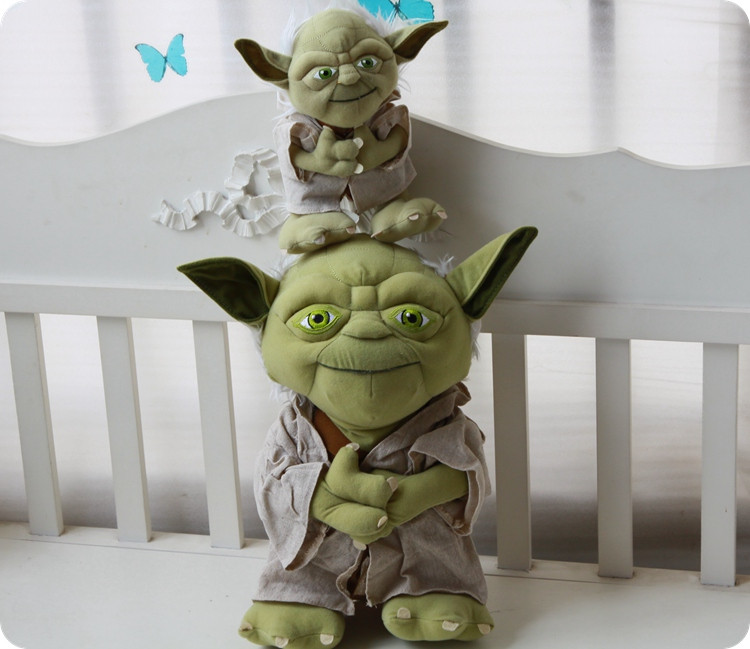 Star wars plush toys Yoda 7