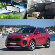 HD 1080P 1920*1080 car DVR camera wifi Hidden installation car dvr car video recorder high definition dvr For Kia Sportage
