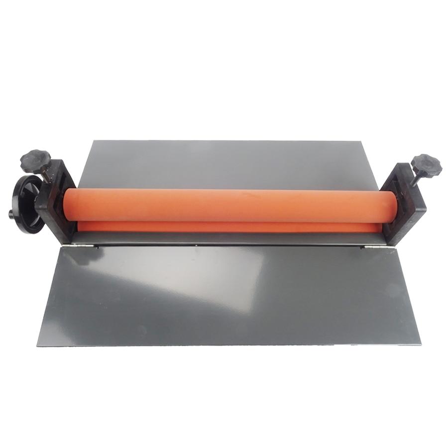 Laminating-Machine Cold-Laminator NEW 25-1pcs Office-Equipment Perfect-Protect Manual